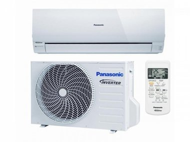 Panasonic Basic KIT-BE35-TKE / CS-BE35TKE-1 / CU-BE35TKE-1 oldalfali mono split klíma 3.5 kW